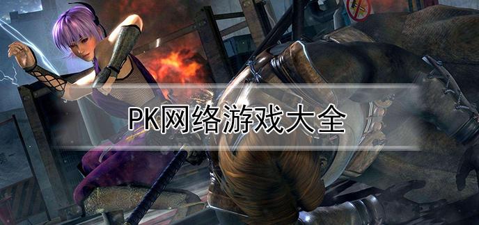 PK网络游戏大全