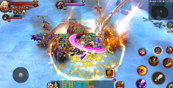 《奇迹重制版》手游评测:一款爆裂高清画质的西方魔幻手游巨作