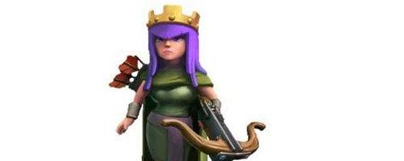 部落冲突九本女王最高等级是多少