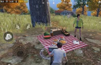 和平精英寻找野餐聚点怎么完成-野餐聚点位置介绍