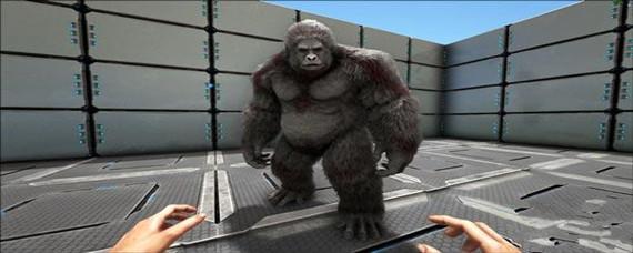 方舟生存进化手机版巨猿怎么驯