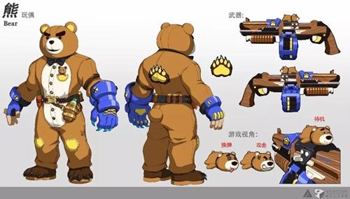 王牌战士巨熊新时装让人头大怎么样-巨熊新时装让人头大图文详解