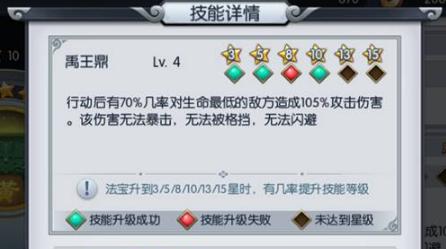 《蜀山正传(九州异闻录)》法宝系统怎么玩-法宝系统玩法攻略