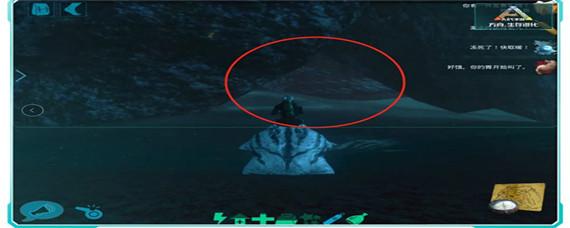 方舟生存进化海底矿洞位置在哪
