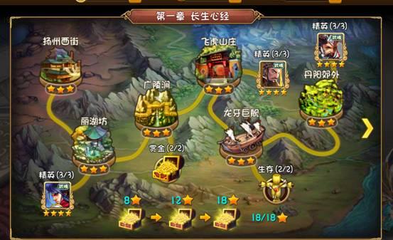 《幻想隋唐传星耀版》怎么快速升级-快速升级方法介绍