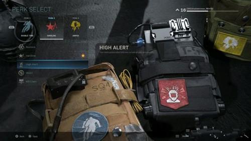 使命召唤16现代战争高度警戒技能效果是什么-高度警戒技能效果介绍