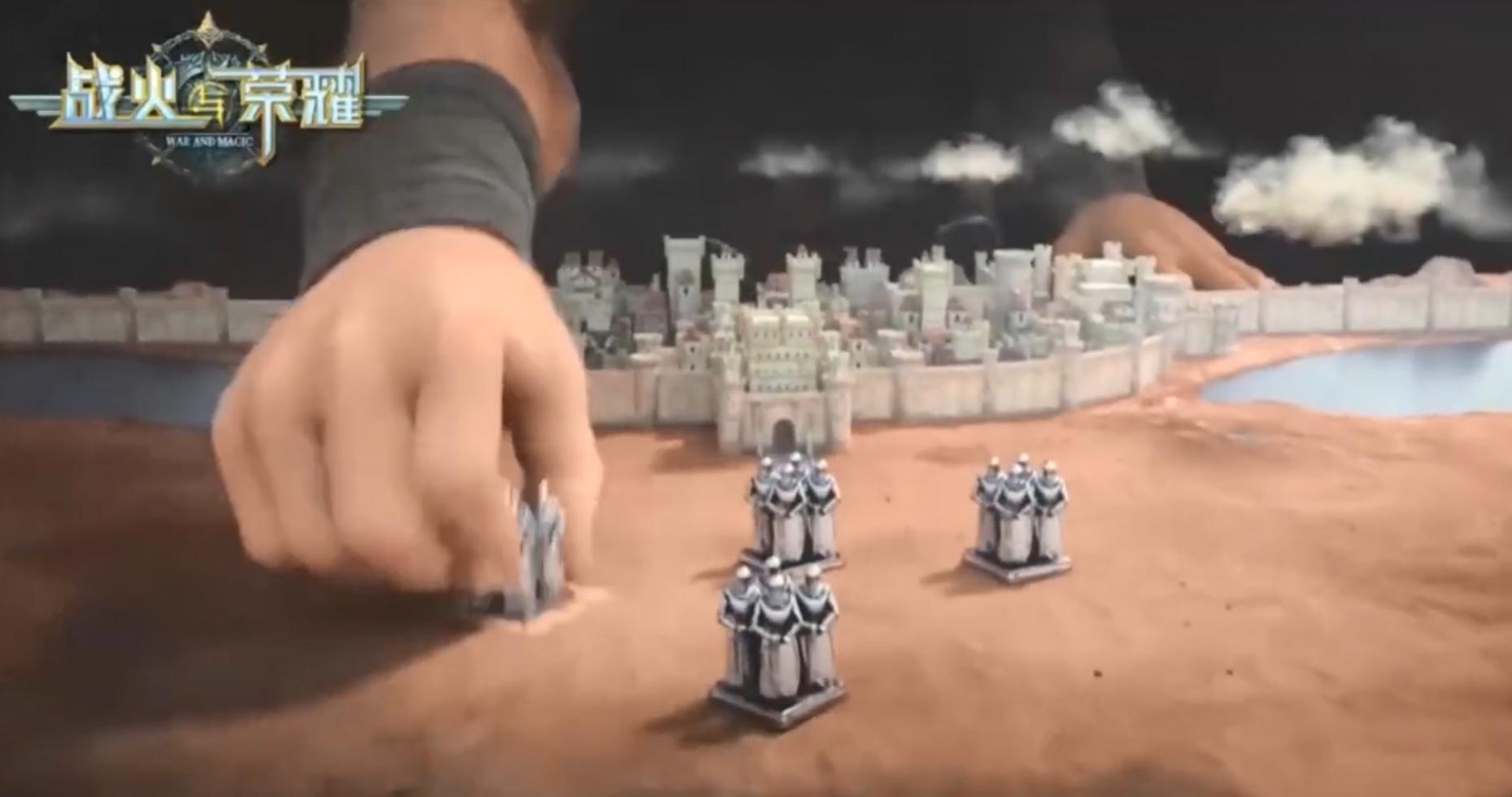 《战火与荣耀》视频分享:一款轻松护肝的策略手游,带你闯荡战火世界