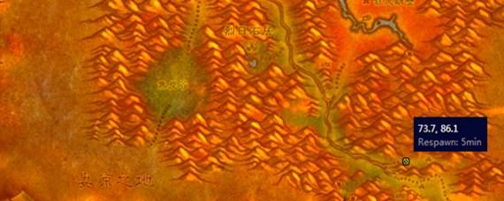 魔兽世界格鲁迪格暗云坐标是什么