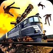 列车射击:僵尸战争