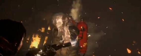 古墓丽影崛起喷火兵怎么打 第1张
