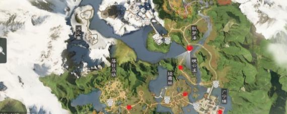 一梦江湖160盗墓贼在哪里
