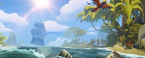 盗贼之海骷髅岛钥匙在哪