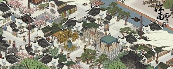 江南百景图怎么解锁码头