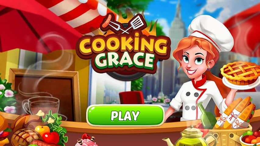 烹饪姐姐游戏截图1