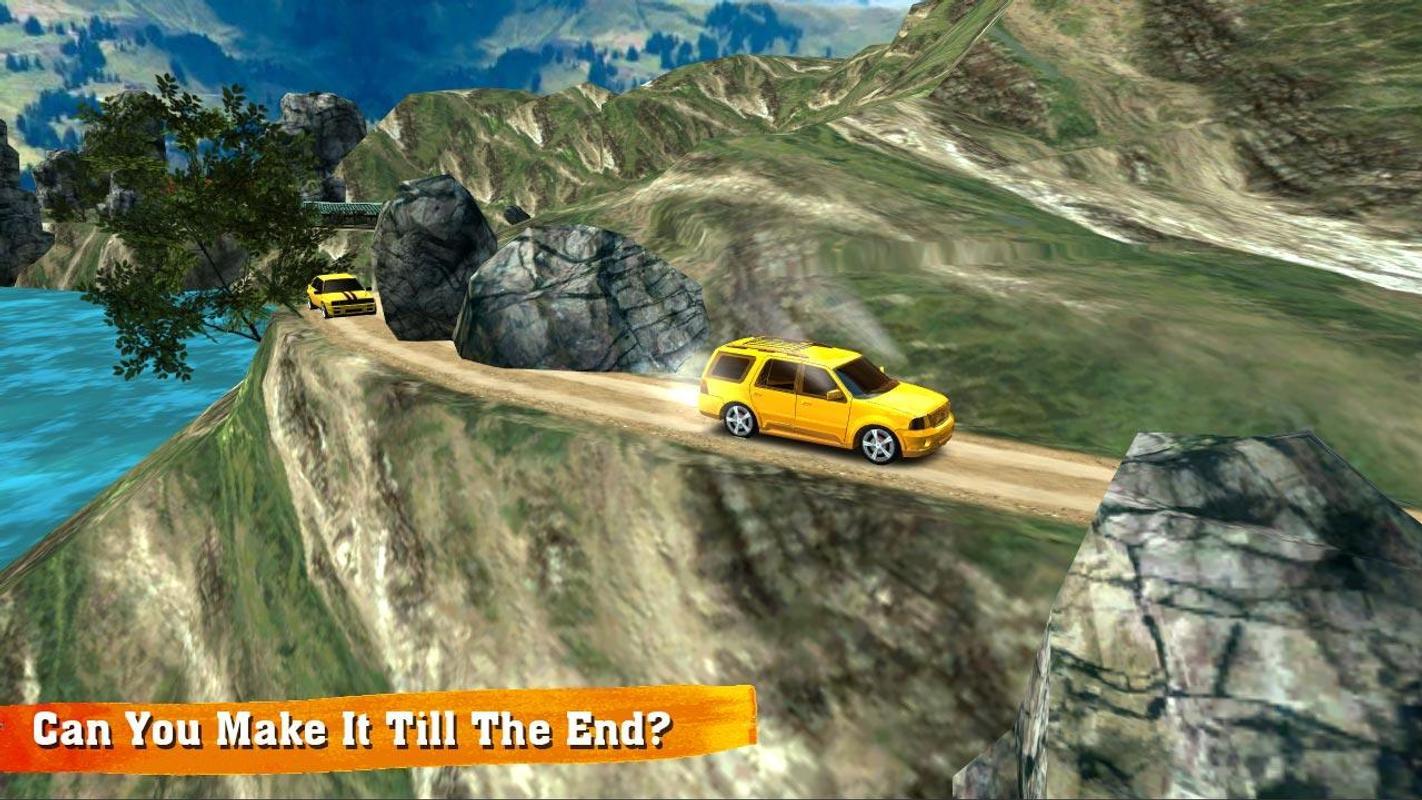 越野车驾驶游戏截图1