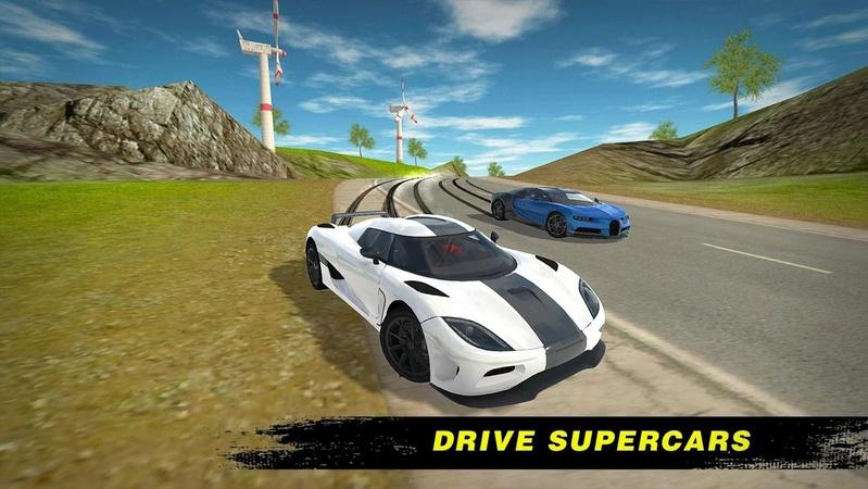 极速汽车模拟器2019游戏截图1