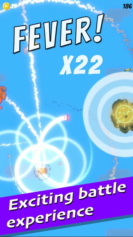飞机撞击游戏截图3