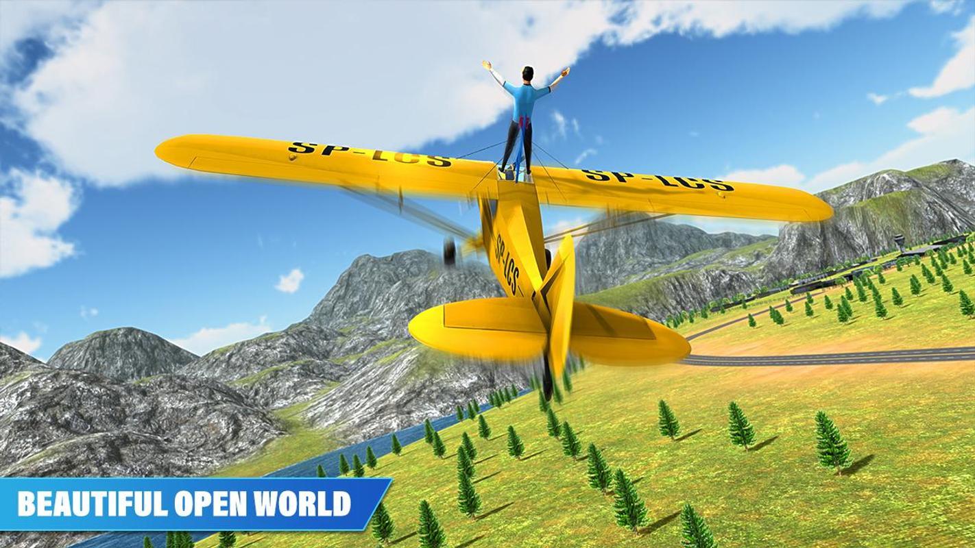 飞行模拟器2019游戏截图2