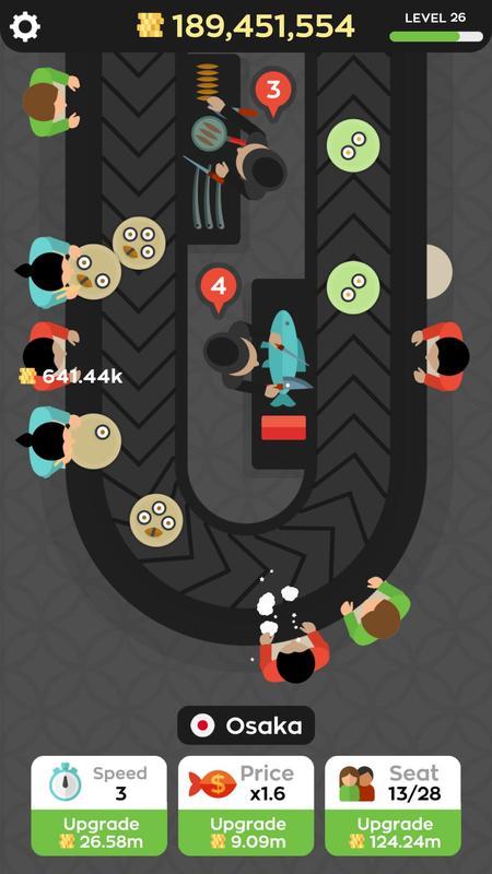 寿司吧游戏截图2