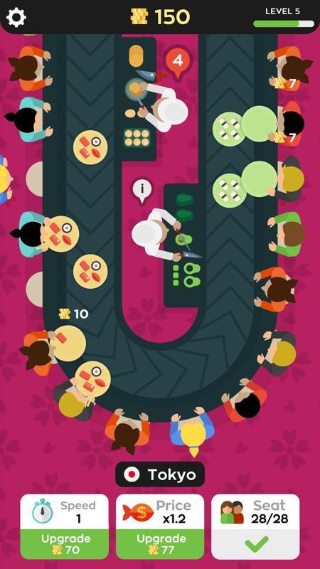 寿司吧游戏截图1
