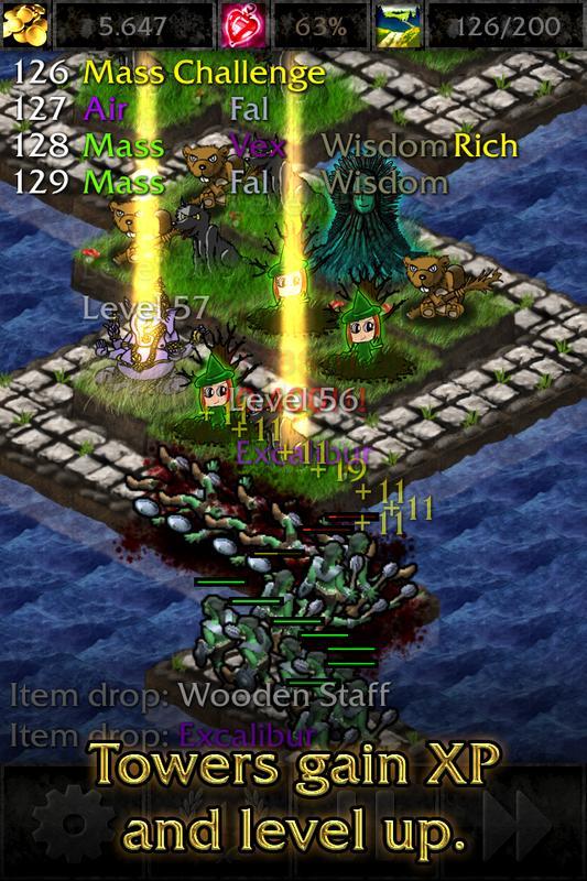 迷宫伯特塔防游戏截图1