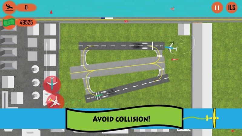 飞行交通管理员游戏截图2