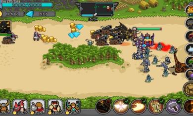 边疆战争游戏截图2
