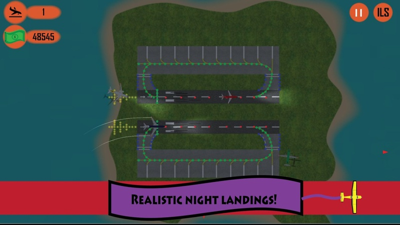 飞行交通管理员游戏截图1