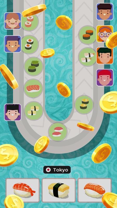 寿司大亨游戏截图1