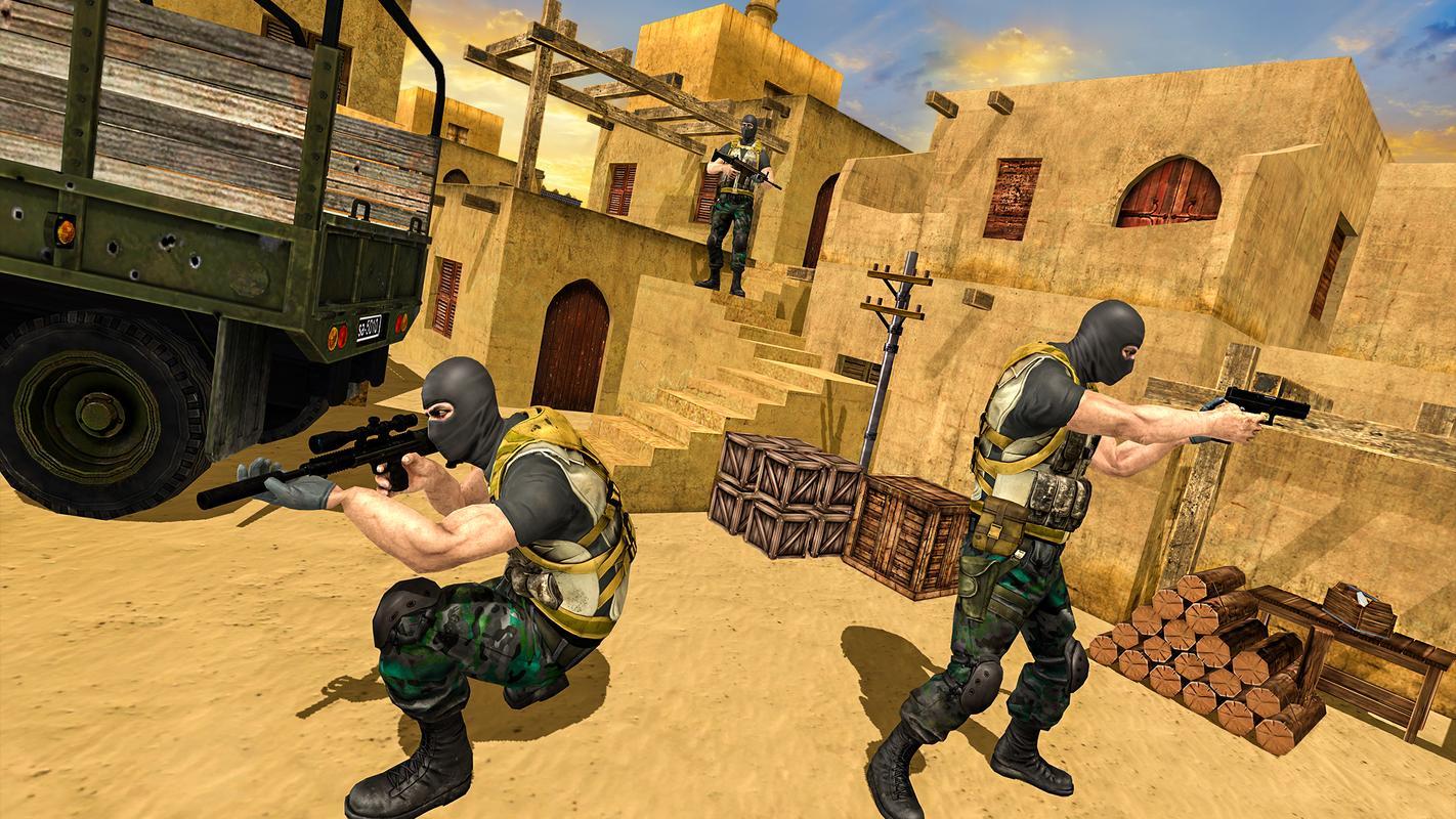 FPS反击进攻游戏截图2