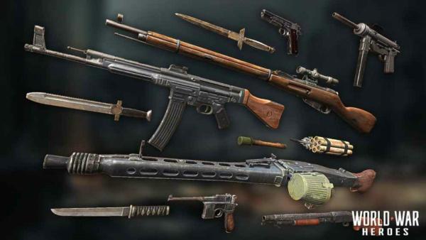 二战英雄游戏截图2