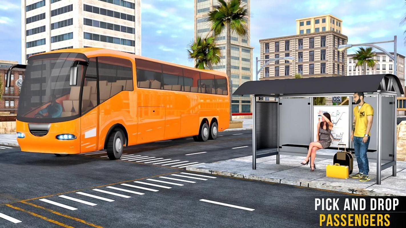 越野巴士冒险游戏截图1