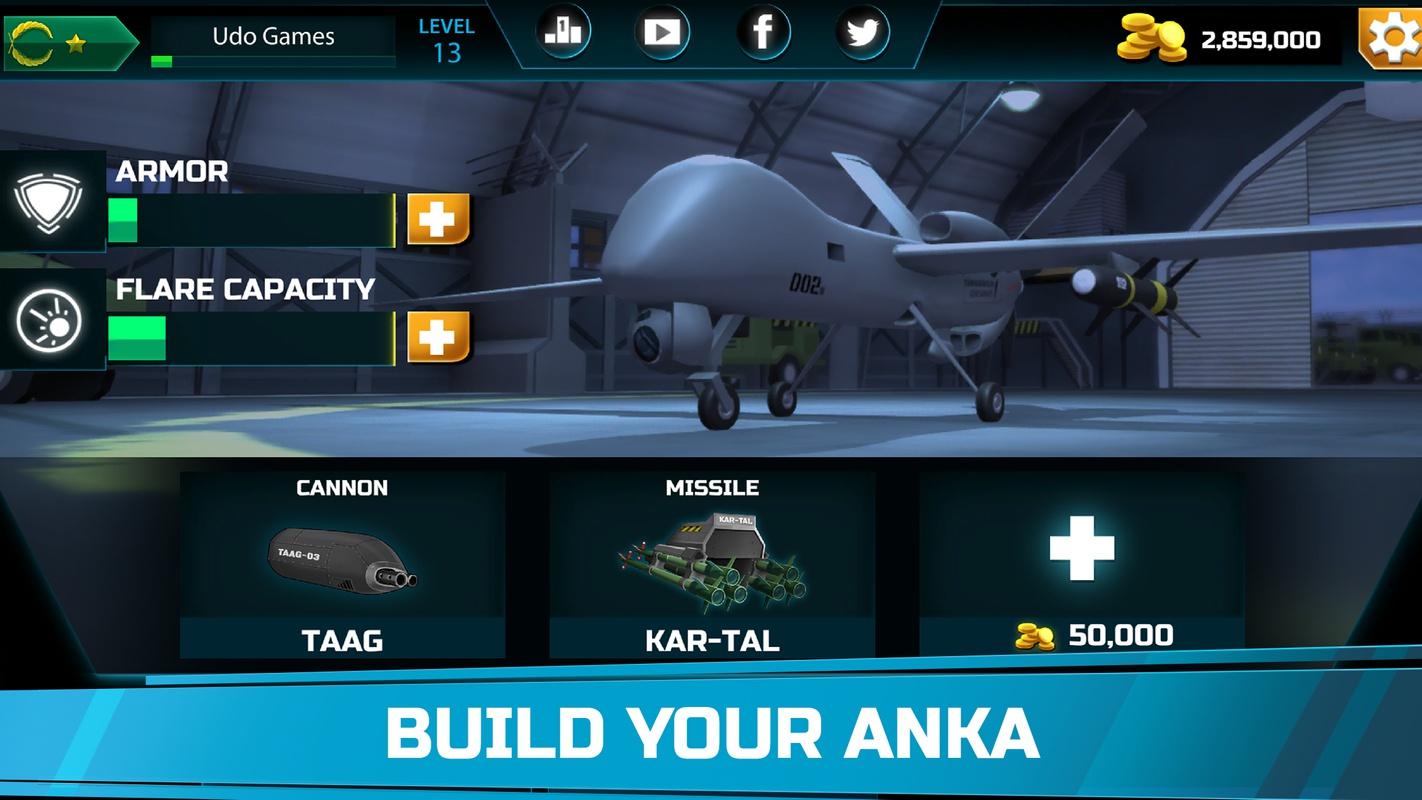 无人机轰炸:安卡游戏截图2
