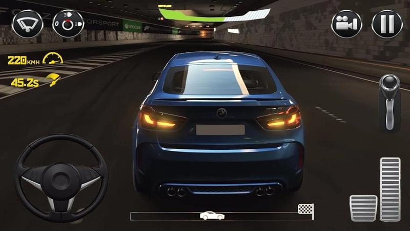 宝马模拟驾驶2019游戏截图3