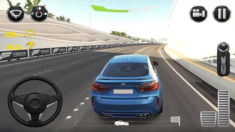 宝马模拟驾驶2019游戏截图2