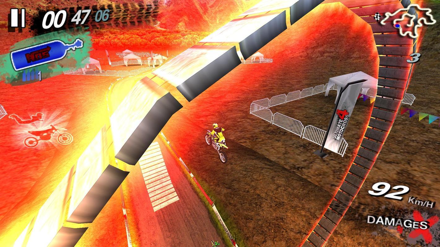 终极越野摩托4游戏截图3