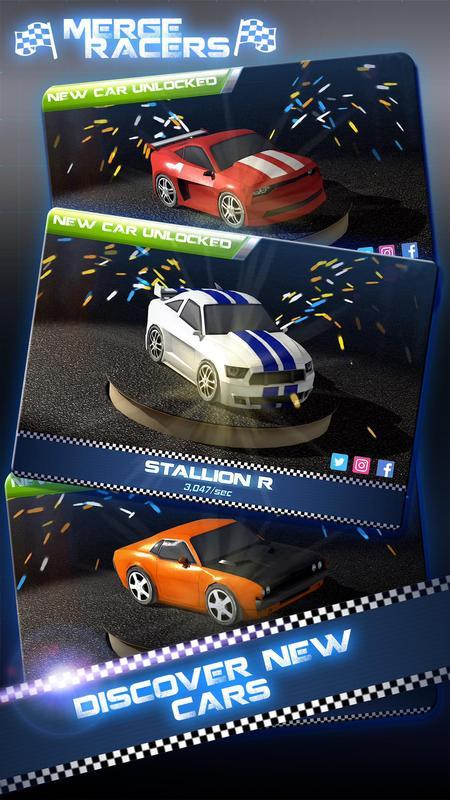 合成赛车手游戏截图3