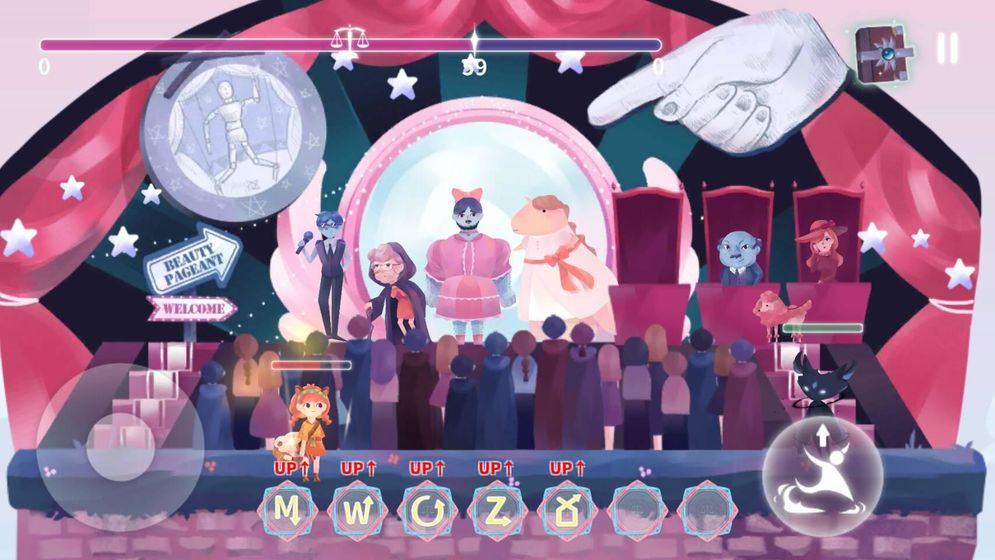 魔法框框游戏截图2