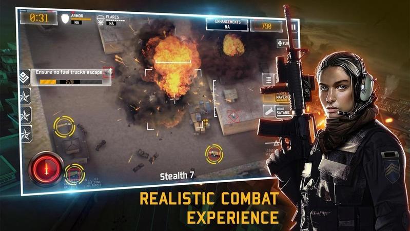 无人机:暗影打击3游戏截图1