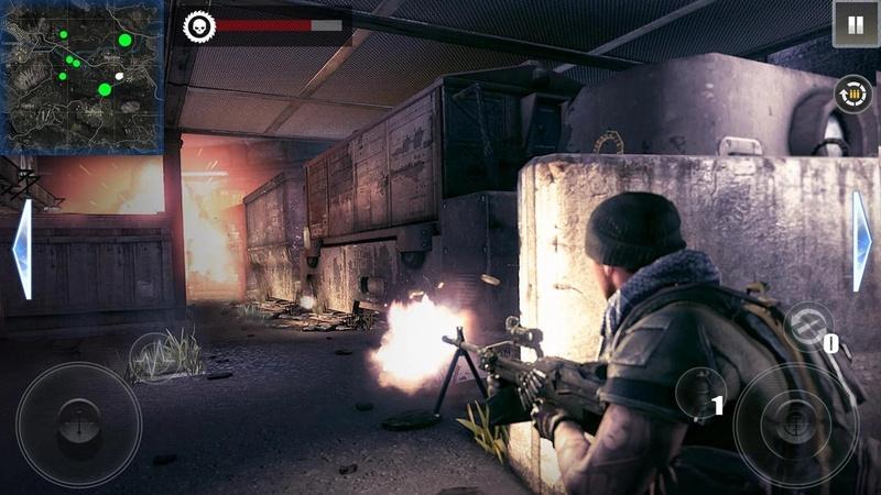 狙击任务游戏截图2