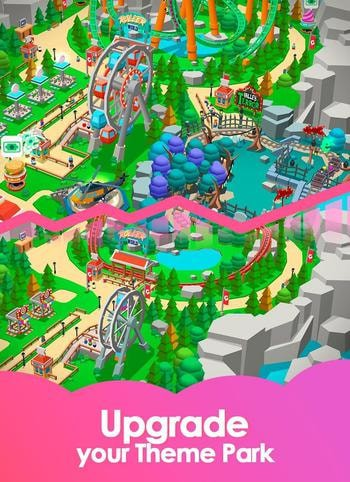 主题公园游戏截图1