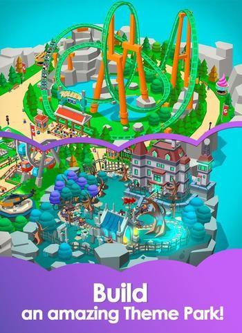 主题公园游戏截图2