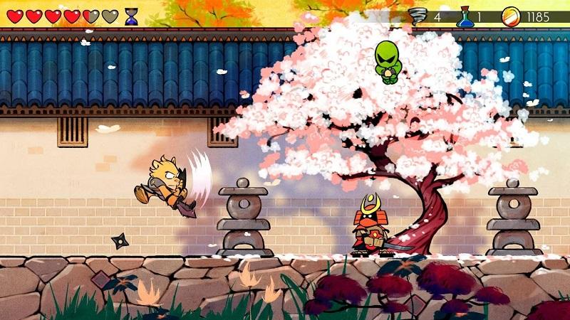 神奇小子:龙之陷阱游戏截图2