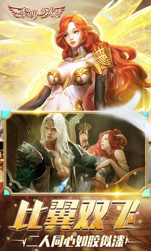 黎明之光游戏截图3