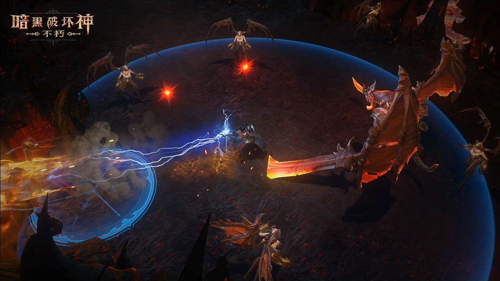 暗黑破坏神:不朽游戏截图1
