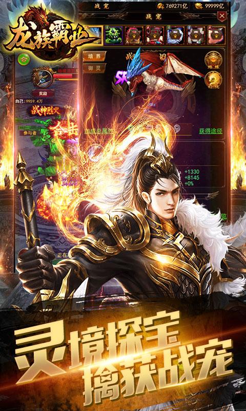 龙族霸业(星耀版)游戏截图5